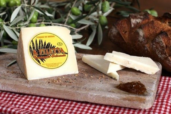 fromage corse -TOME CORSE